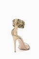 thumbnail of Annabelle 105 Metallic Leather Sandals   #2