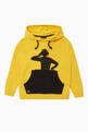 thumbnail of DJ-Print Hooded Sweatshirt    #0
