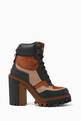 thumbnail of Suede & Nappa Leather Trekking Boots   #0