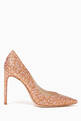 thumbnail of Rio Leopard Lurex Pumps #0