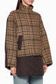 thumbnail of Tech Jacquard Wool Tweed Jacket #0