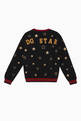 thumbnail of Embroidered Logo Wool Sweater #2