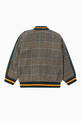 thumbnail of Tartan Wool Blend Jacket    #2