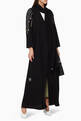 thumbnail of Embellished & Embroidered Abaya  #4