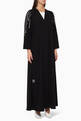 thumbnail of Embellished & Embroidered Abaya  #0