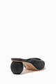 thumbnail of Alia Sphere Heel Leather Mules      #2