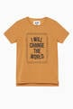 thumbnail of Rise Graphic Print Cotton T-Shirt    #0