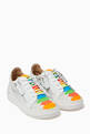 thumbnail of Rainbow Sketch Jr Sneakers #0