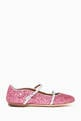 thumbnail of Maureen Smalls Glitter Ballerina Pumps #1