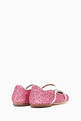 thumbnail of Maureen Smalls Glitter Ballerina Pumps #2