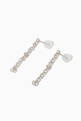 thumbnail of Anaka Sterling Silver Chain Earring   #2