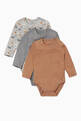 thumbnail of Bebe Bodysuit, Set of 3 #0