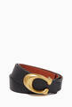 thumbnail of Signature Buckle Reversible 32mm Belt      #0