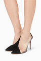 thumbnail of Deela 105 Suede Pumps   #1