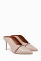 thumbnail of Constance 85 Nappa Leather Mules    #4