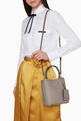 thumbnail of Panier Small Saffiano Leather Bucket Bag    #4