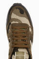 thumbnail of Valentino Garavani Camouflage Rockrunner Sneakers         #3