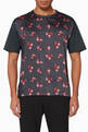 thumbnail of Floral Jersey T-Shirt     #0