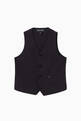 thumbnail of Classic Single-Breasted Waistcoat    #0