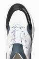 thumbnail of Panelled Sneakers in Leather #4