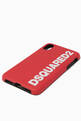 thumbnail of Logo iPhone® X Rubber Phone Case #2