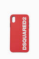 thumbnail of Logo iPhone® X Rubber Phone Case #0