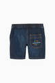 thumbnail of Gucci Band Denim Shorts   #2