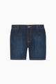 thumbnail of Gucci Band Denim Shorts   #0