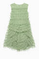 thumbnail of Frog-Embellished Tulle Dress #2