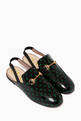 thumbnail of Star Print Leather Sandals  #0