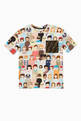 thumbnail of Friends Print FF Pocket T-Shirt      #0