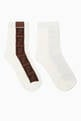thumbnail of Logo Band Socks    #0