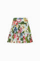 thumbnail of Floral-Tiered Skirt #0