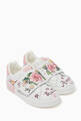 thumbnail of Tropical Rose Velcro Sneakers #0