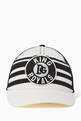 thumbnail of Logo-Print Baseball Cap    #3