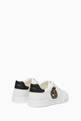 thumbnail of DG Patch Leather Sneakers #2