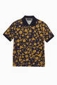 thumbnail of Barocco Western Piqué Polo Shirt     #0