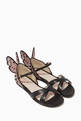 thumbnail of Chiara Embroidered Leather Sandals    #0