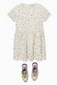 thumbnail of Star Embroidered Cotton Dress #1