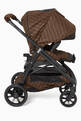 thumbnail of FF Logo Reclinable Stroller   #3