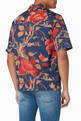 thumbnail of Floral Cotton Shirt #2
