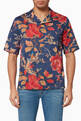 thumbnail of Floral Cotton Shirt #0