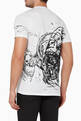 thumbnail of Scribble Skull T-Shirt   #2