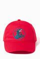 thumbnail of Dinosaur Embroidered Cap       #3