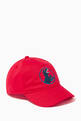 thumbnail of Dinosaur Embroidered Cap       #0