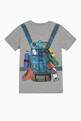 thumbnail of Traveller Backpack Jersey T-shirt    #2