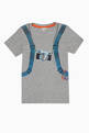 thumbnail of Traveller Backpack Jersey T-shirt    #4