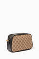 thumbnail of Small GG Marmont Canvas Shoulder Bag #2