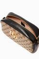 thumbnail of Small GG Marmont Canvas Shoulder Bag #3