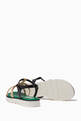 thumbnail of Tucano Patch T-Strap Sandals #1